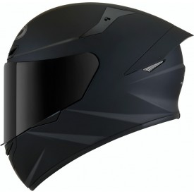 Casco KYT TT COURSE Negro mate