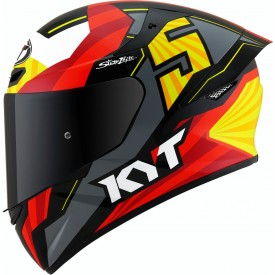 Casco integral KYT TT COURSE FLUX