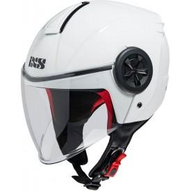 Casco IXS 851 1.0 JET Blanco