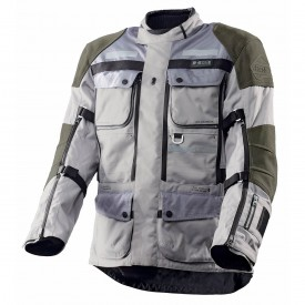 Chaqueta IXS MONTEVIDEO AIR 2.0 gris