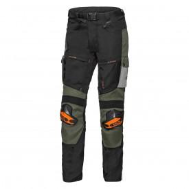 Pantalones aventura IXS MONTEVIDEO RS-1000 Beige oliva negro