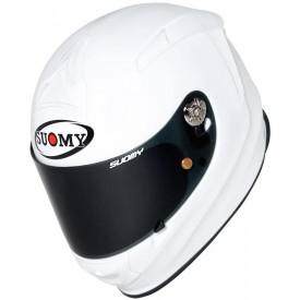 Casco SUOMY SR SPORT PLAIN blanco