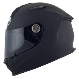 Casco SUOMY SR SPORT PLAIN negro mate