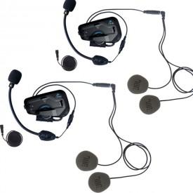 Intercomunicador CARDO FREECOM 4 PLUS Duo