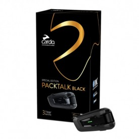 Intercomunicador CARDO PACKTALK BLACK