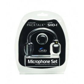 KIT Micro Varilla y Cable CARDO SHO-1 PACKTALK SMARTPACK FREEECOM