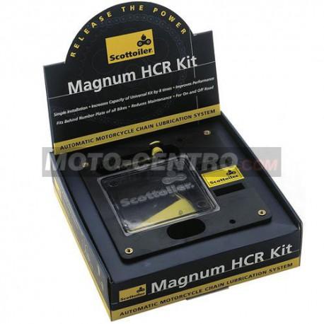 Magnum HCR depósito adicional  SCOTTOILER