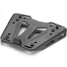 Parrilla Monokey Trekker GIVI M8b negro aluminio