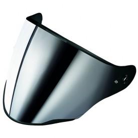 Pantalla Caberg FLYON espejo plata