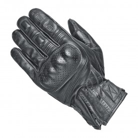 Guantes piel HELD PAXTON negro
