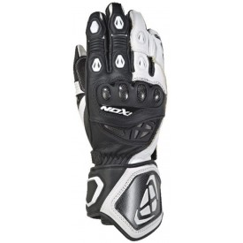 GUANTES racing IXON RS GENIUS 2 negro blanco