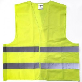 Chaleco reflectante IXON SAFER amarillo fluor