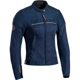 Chaqueta verano IXON FILTER lady navy