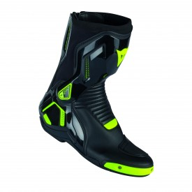 Botas DAINESE COURSE D1 OUT Negro amarillo fluo