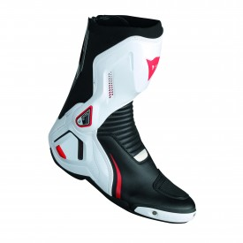 Botas DAINESE COURSE D1 OUT Negro blanco rojo