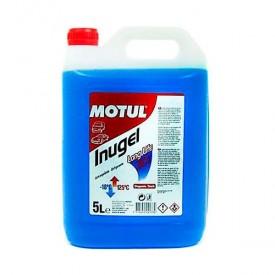 Refrigerante MOTUL INUGEL LONG LIFE 30% Azul 5 Litros