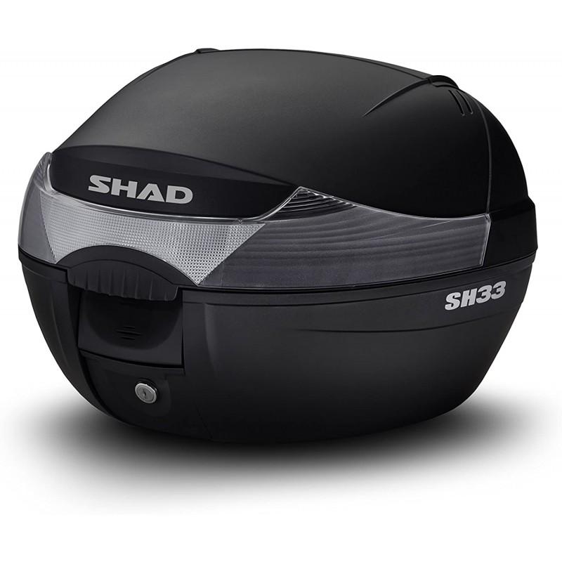 Baúl SHAD SH33 NEGRO
