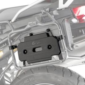 Kit montaje S250 Tool Box en portamaletas lateral PLR5127 BMW F750GS F850GS