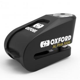 Candado disco con alarma OXFORD ALPHA XA14