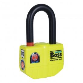 Candado con cadena y alarma OXFORD BIG BOSS ALARM 12MM 1.5M