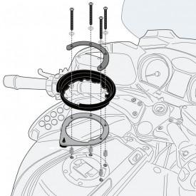 Adaptador TANKLOCK GIVI BF47 BMW R1200RT