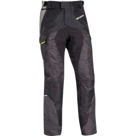 Pantalones IXON Balder Negro gris amarillo