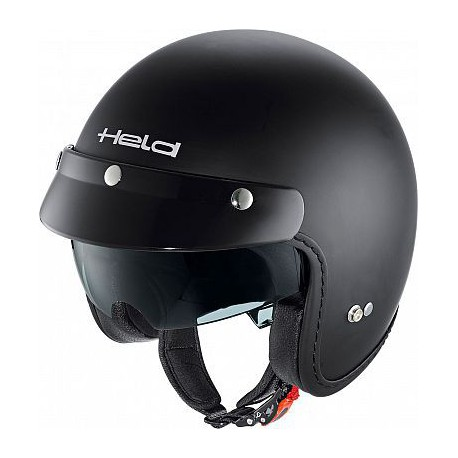 Casco jet HELD BLACK BOB