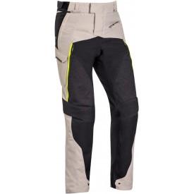 Pantalones aventura IXON EDDAS gris kaki negro