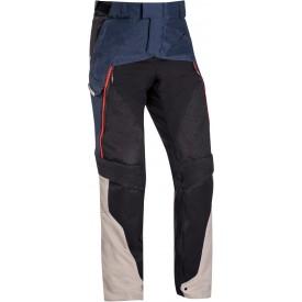 Pantalones maxi trail IXON EDDAS gris azul navy negro