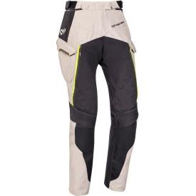 Pantalones aventura IXON EDDAS lady gris kaki negro