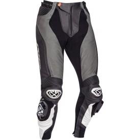 Pantalon mono piel IXON VENDETTA EVO Negro gris blanco