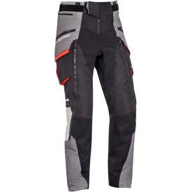 Pantalones maxitrail IXON RAGNAR negro gris rojo