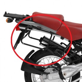 Herraje lateral BMW R850GS R1100GS R1150GS para Maletas Monokey o RETRO FIT