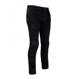 Pantalon tejano moto RACERED CLYPSE black