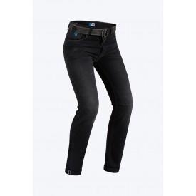 Pantalon jeans PMJ CAFE RACER negro