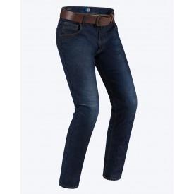 Pantalon vaquero PMJ DEUX azul jeans de moto