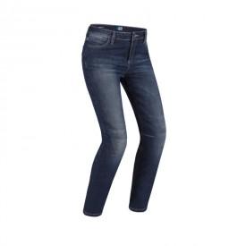 Pantalon vaquero PMJ NEW RIDER LADY azul