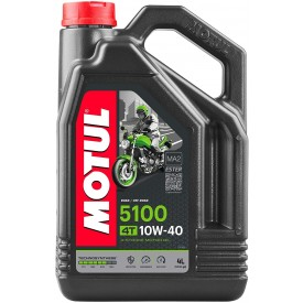 Aceite MOTUL 5100 10W40 4 litros