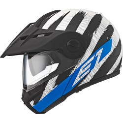Casco SCHUBERTH E1 HUNTER Blue
