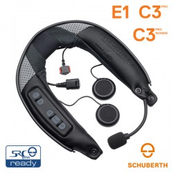 Intercomunicador SCHUBERTH SRC SYSTEM C3 PRO/E1