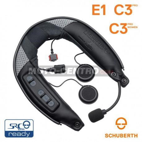 Intercomunicador SCHUBERTH SRC SYSTEM C3 PRO/E1