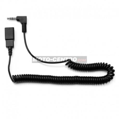 Cable audio MP3 SCHUBERTH para SRC