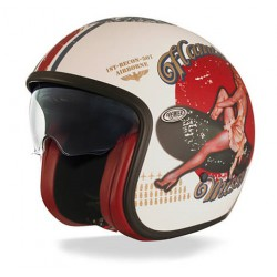 Casco PREMIER VINTAGE PIN UP U8 BM