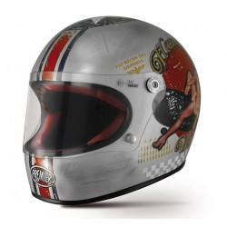 Casco PREMIER TROPHY PIN UP OLD STYLE SILVER