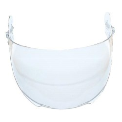 VISOR TOURAN CLEAR A+ PINS PINLOCK