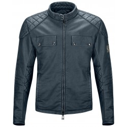 Cazadora BELSTAFF X MAN RACING DENIM BLUE
