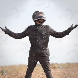 Chaqueta BELSTAFF CROSBY Negro