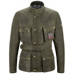 Chaqueta BELSTAFF JUBILEE TRIALMASTER SOY WAX BRITISH RACING GREEN