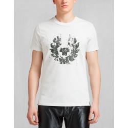 CAMISETA BELSTAFF THE MYTH Blanco