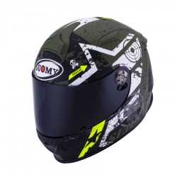 Casco SUOMY SR SPORT STARS MILITARY